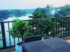 Facing Lake 8.3 P Property Sale At Boralesgamuwa