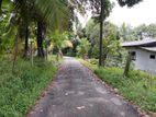 9.9 Perch Residence Land for Sale in Thalawathugoda -Polwattha Rd