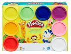 Play-DOH - Rainbow Pack 8 VA