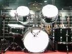 Full Drum Set Junior 5 pieces Felcon Brand New (Thailand)