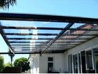 Glass Roofing Construction