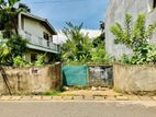 High Residential Bar Land for Sale in Mirihana Road Nugegoda