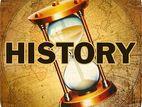 History A/L online