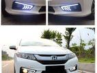 Honda Grace Daytime lights