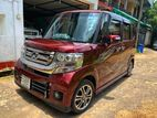 Honda N-Box Full Option 2015