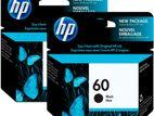 HP 60   Ink Cartridge Black