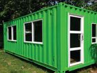 Hybrid Container Office Cabin