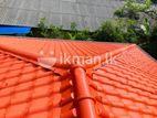 i roof - ASA finishing fixing, UPVC Roofing