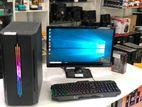 i3 6th Gen Desktop Computer / Full Set