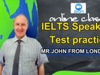IELTS Classes with British foreigner
