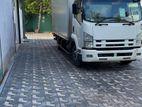 Isuzu Forward Freezer Truck 2012