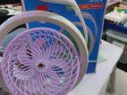 JR Portable fan with LED light
