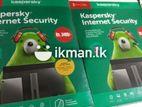 Kaspersky 2021 3 User Internet Security