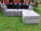 L sofa