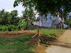 Land for Sale in Kalutara South