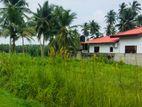 Land for Sale in Nikaweratiya Town