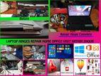 Laptop HINGES Repair Computer Service SOFTWARE UPGRADE VISIT