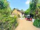 (LD 145) 15P Land with Property Sale At Mugalan Road Colombo 06