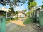 (LD 158) 37.8 P Land With Property Sale in Colombo 05