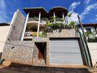 (LD 182) 03 Story House & 8.8 P Sale At Rathnapitiya Boralesgamuwa