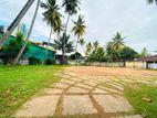 (LD 195) 36 P Bare Land Sale at Facing Serpantine Rd Colombo 08