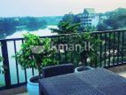 (LD 78) Facing Lake 8.3 P Property Sale At Boralesgamuwa
