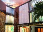 (LD81) 03 Story Building With 12 P Sale At Wathegedra Maharagama
