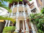 Luxury 03 Story House with 12P Sale at Nawala (LD 62)