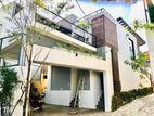 Luxury Barnd New 2 Story House for Sale in Pelawattha Junction