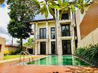 Luxury Brand Newly House for Sale in Thalawathugoda