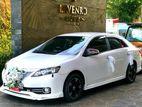 Luxury Wedding Car For Hire allion