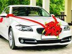 Luxury Wedding Car for Hire BMW