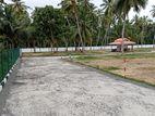 Marawila Town land for sale