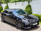 Mercedes Benz E300 Night Edition 2015