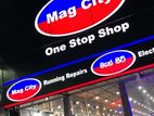 Neon board,Led signages,Flex Boards,Stainless Steel Backlitsigns