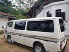 Nissan Caravan 1986