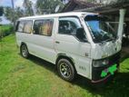 Nissan Caravan dual AC 2004