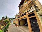Nugegoda Town 3 Story House For Sale In Purwarama Road