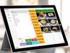 POS . Restaurant KOT System Software