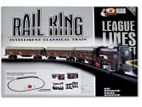 Rail King Train Set