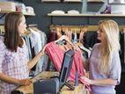 RN POS Textile Shop System<,