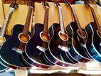 Semi Acoustic Box Guitar Marvis ~ Malaysia ( Brand New )