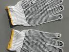 Single Side Dot Gloves