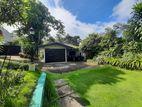 Single Story House in Kottawa Mattegoda for Land Value