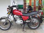 Suzuki GN 125 2016