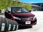 Toyota allion (NZT260) tyres 195 65 15