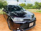 Toyota Axio WXB 2017