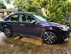 Toyota Axio WXB Dark Purple 2017