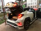Toyota Chr Auto Tailgate