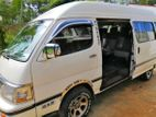 Toyota Dolphin Hiroof Van For Hire